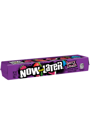 Now and Later Original Berry Smash Candy