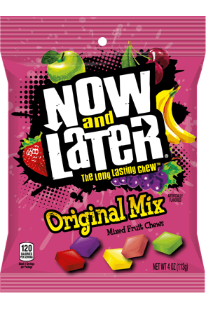 Original Mix Now And Later Candy