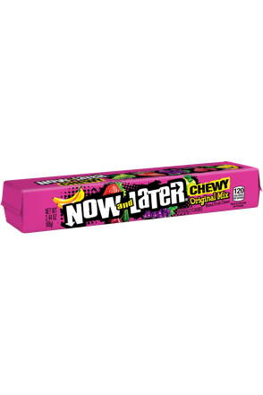 Now and Later Original Mix Chewy Candy