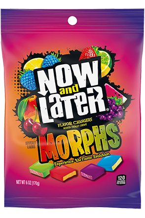 /Now & Later Morphs
