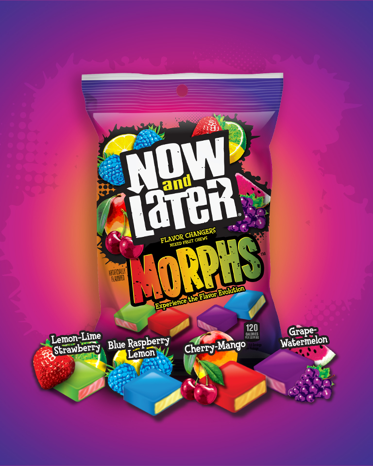 Now & Later Morphs